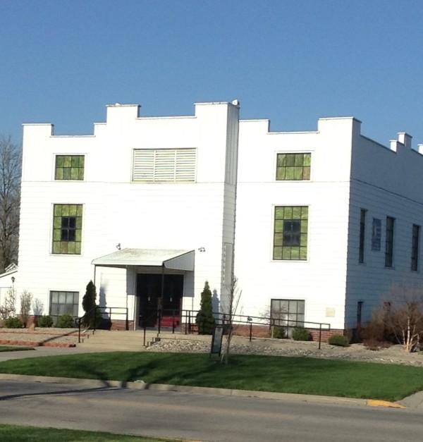 Christ United Methodist Church on South Main, Continental OH
