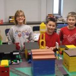 Continental Students Create Town From Legos