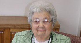 Eleanor Carder of Continental, Ohio