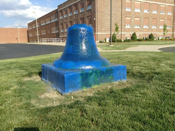 The bell on May 19th.