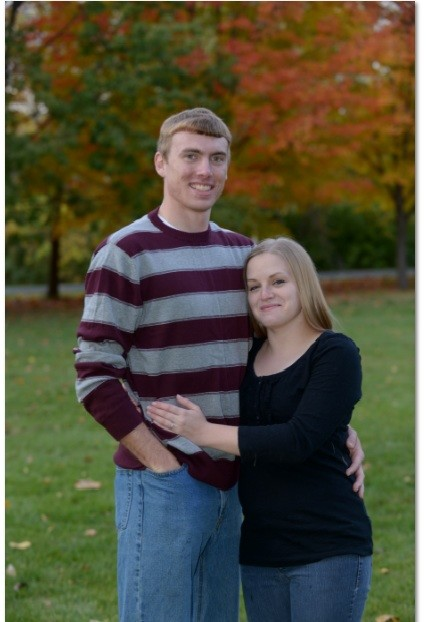 Tom Donaldson and Nicki Dixon