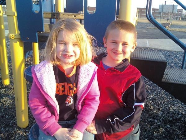 Abby and Hunter Rue