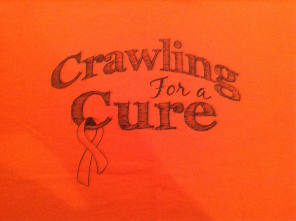 Crawling For A Cure
