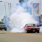 Burn-Out Contest Continental Ohio