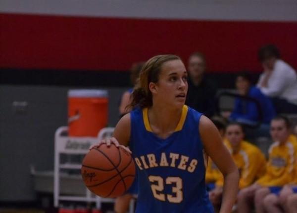 Paige Ordway Continental Basketabll