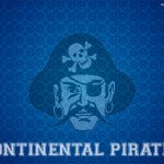 Continental Pirates Wallpaper