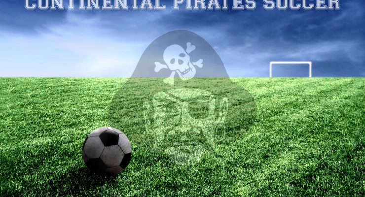 Continental Pirates Soccer Wallpaper