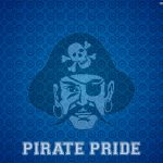 Continental Pirates Pride Wallpaper