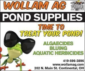 Wollam Ag - Treat Your Pond